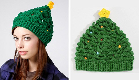 ↑ Christmas Tree Hat