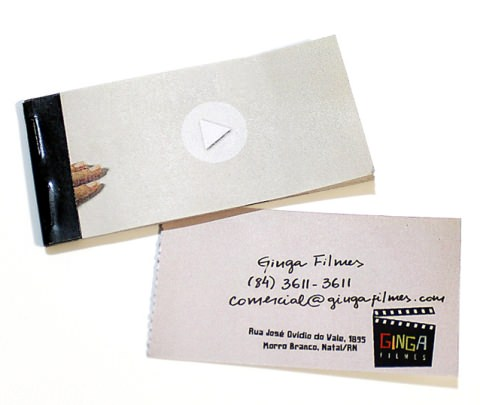 ↑ Ginga Films: Flip Cards