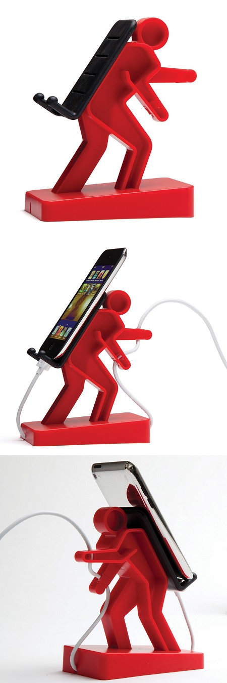 ↑ Boris Phone Holder