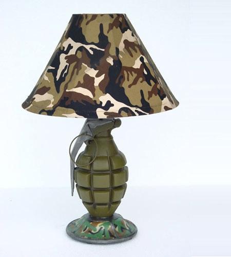 ↑ Grenade Lamp