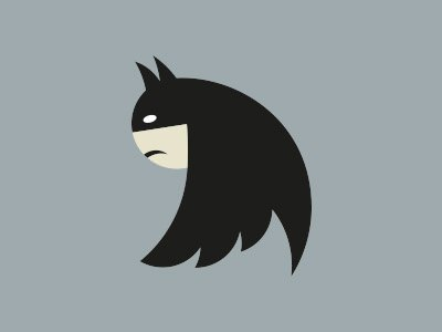 ↑ it's Batman
