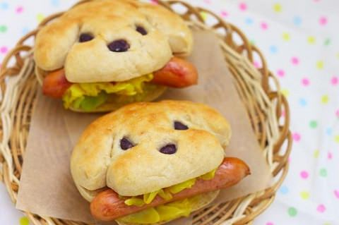 ↑ HOT 「DOGS」