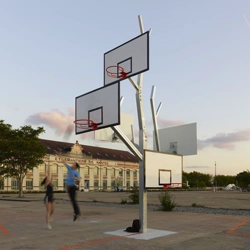 ↑ Basketball Tree