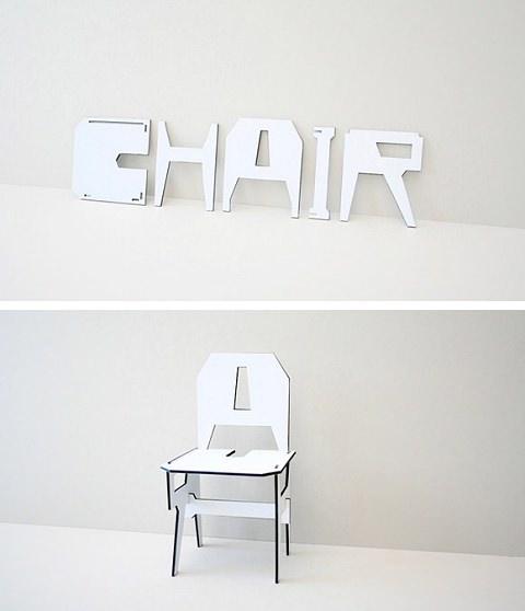 ↑ CHAIR / CHAIR