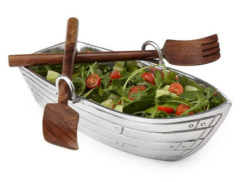↑ Rowboat Salad Bowl
