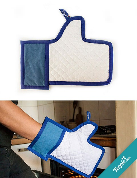 ↑ I Like your Kitchen Glove