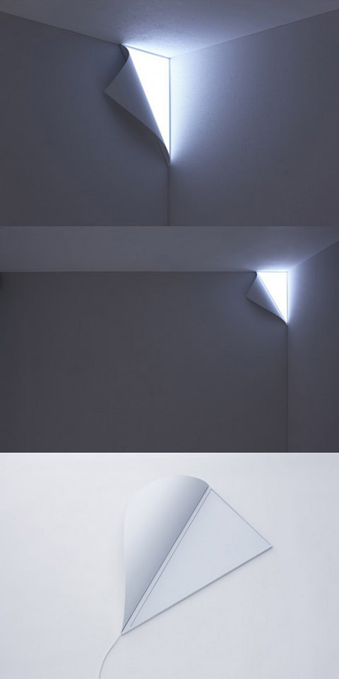 ↑ Peel Wall Lamp