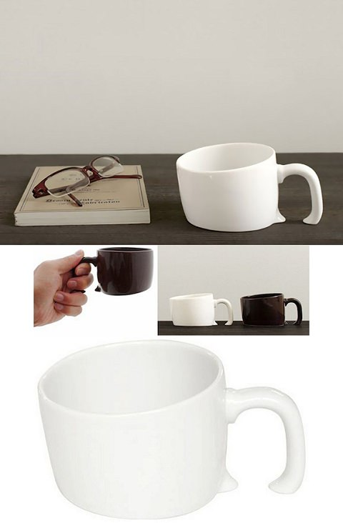 ↑ Sinking Mug