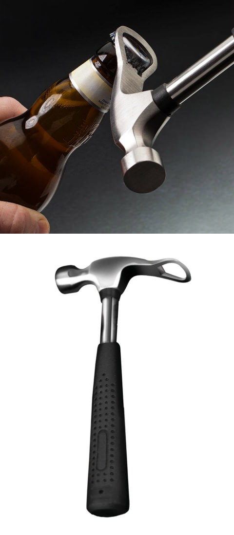 ↑ Hammer Bottle Opener