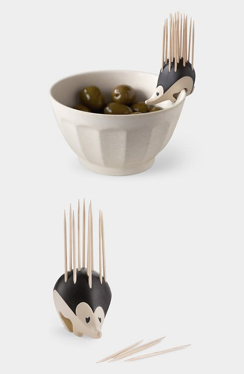 ↑ Kipik Toothpick Holder
