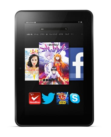 ↑ Kindle Fire HD 8.9