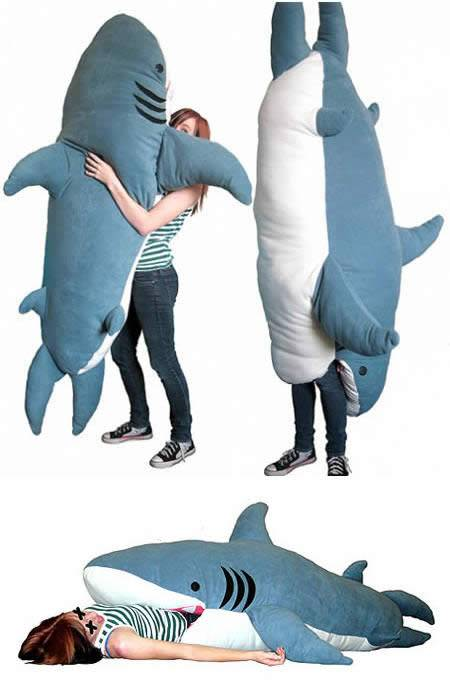 ↑ Shark Attack Sleeping Bag