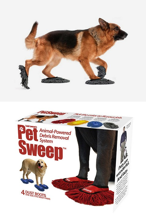 ↑ Pet Sweep