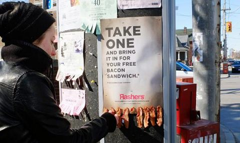 ↑ Rashers: Bacon Take One