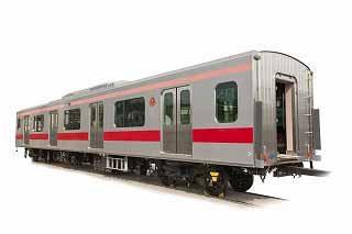 ↑ 東急5050系