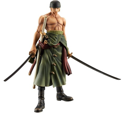 ↑ ワンピース MASTER STARS PIECE THE RORONOA.ZORO