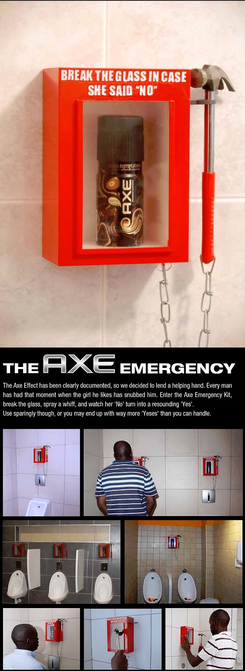 ↑ AXE: AXE Emergency