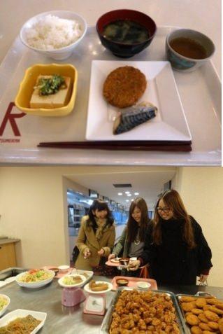 立命館大学の100円朝食