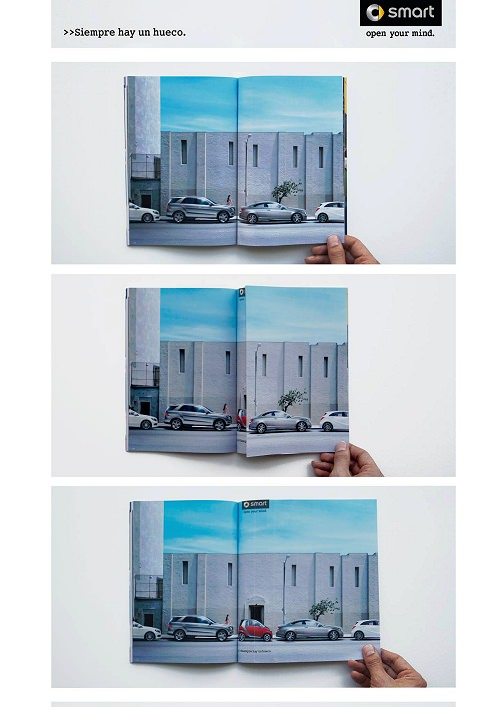 ↑ Smart: Magazine