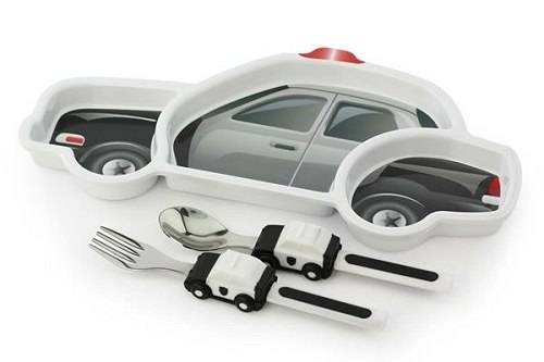 ↑ Police Car Meal Set